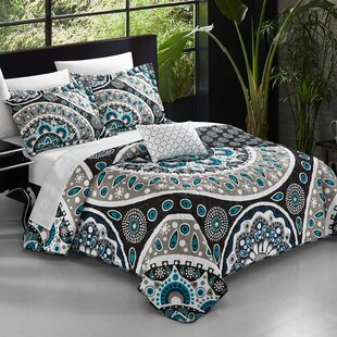 Binning Reversible Duvet Cover Set