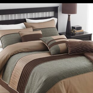 Hallmart Collectibles Country Manor Rexwell 7 Piece Comforter Set