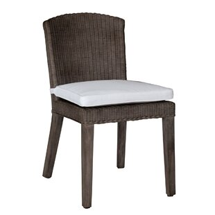 Playa Largo Upholstered Dining Chair Panama Jack Sunroom