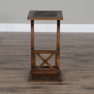 Upper Stanton End Table By Canora Grey