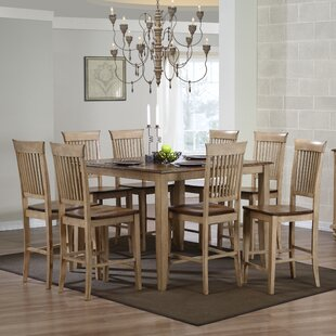 Huerfano Valley 9 Piece Dining Set Loon Peak