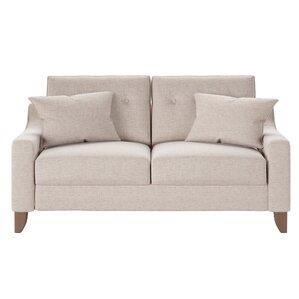 Logan Loveseat by Wayfair Custom Upholstery?