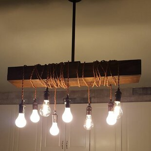 Belz 8-Light Cluster Pendant