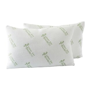 Home Fashion Designs Down Alternative Standard Pillow (Set of 2)