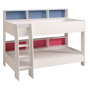 Leo Twin Over Twin Bunk Bed