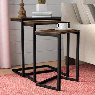 Zenia 3 Piece Nesting Tables b..