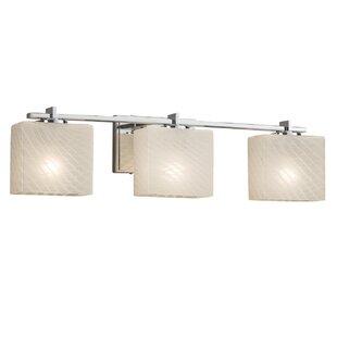 Brayden Studio Luzerne 3-Light LED Vanity Light
