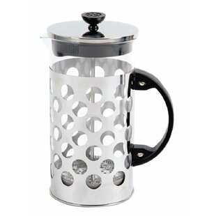 Mr. Coffee Polka Dot Brew French Press Coffer Maker