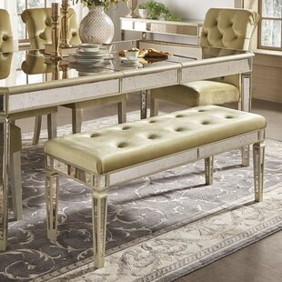 West Hill Upholstered Bench by Willa Arlo Interiors