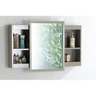 Donatello 374 x 236 Surface Mount Frameless Medicine Cabinet