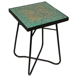 Mosaic End Table by Urban Designs