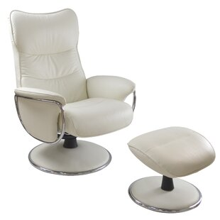 Q01 Quantum Recliner with Ottoman