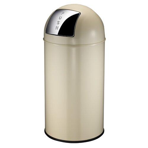 40 L Schwingdeckel-Mülleimer Arviso | Küche und Esszimmer > Küchen-Zubehör > Mülleimer | Creme | Rebrilliant