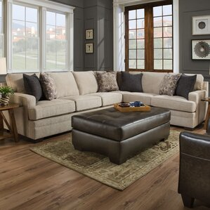 Breitkoff Sectional by Highland Dunes