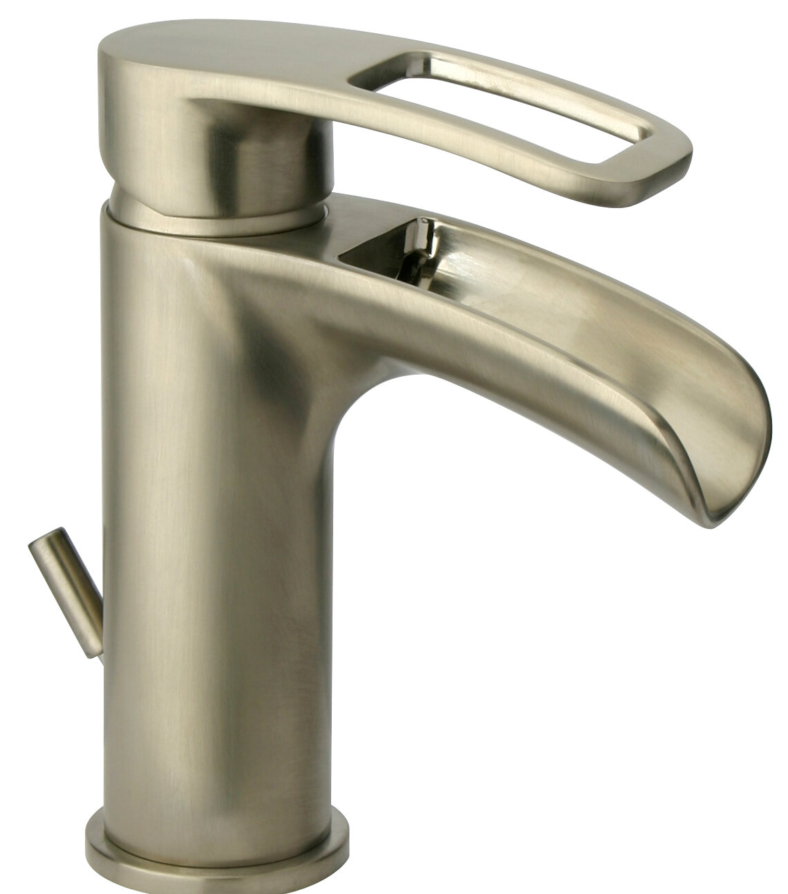 Jacuzzi Bretton Trough Bathroom Faucet With Drain Assembly Perigold