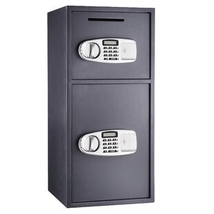 Double Door Digital Depository Safe with Electronic Lock by Paragon Safes