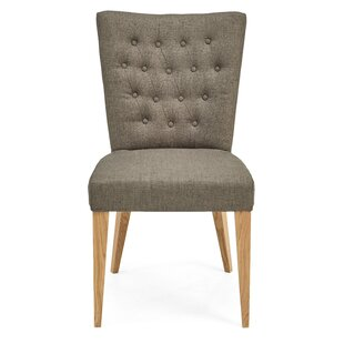 Louisa Upholstered Dining Chair (Set Of 2) By Gracie Oaks