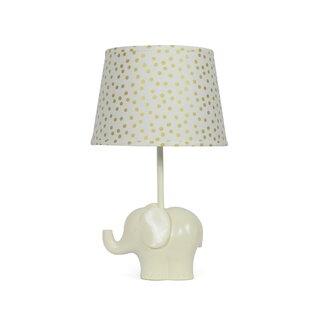Elephant Confetti 17 Table Lamp