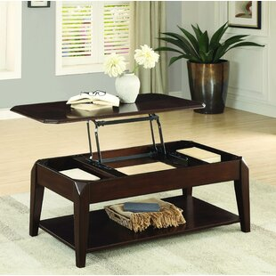 Bargain Fraserburgh Lift Top Coffee Table by Red Barrel Studio Reviews (2019) & Buyer's Guide