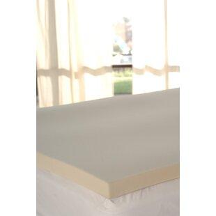 2 Memory Foam Mattress Topper ByAlwyn Home