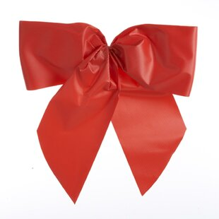novelty christmas bow - Red Christmas Bows