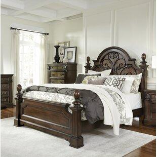 Corene Panel Bed