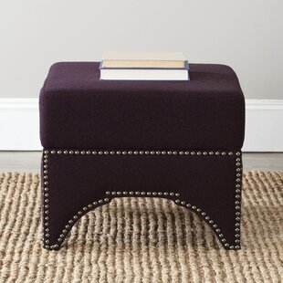 Affordable Declan Storage Ottoman By Safavieh