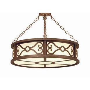 2nd Ave Design Donya 4-Light Pendant