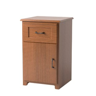 Scottsdale 1 Drawer Nightstand by Maxwell Thomas