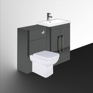 Aparicio 600mm Bathroom Furniture Suite By Mercury Row