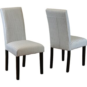 Lemelle Parsons Chair (Set of 2)