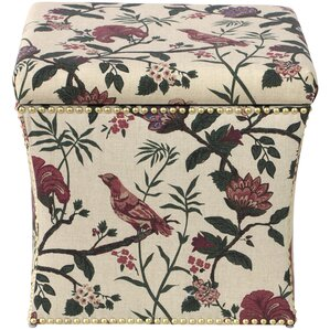 Eliza Nail Button Storage Ottoman by Darby Home Co