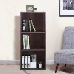 Bendross 35 H x 16 W Standard Bookcase by Latitude Run