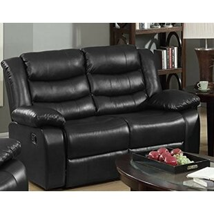 Inexpensive Musso Reclining Loveseat by Winston Porter Reviews (2019) & Buyer's Guide