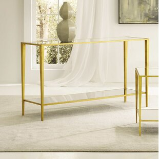 Gilt Console Table