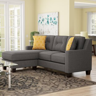 Micah Sleeper Sectional by Andover Mills