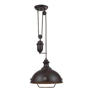 Legrand 1-Light Dome Pendant