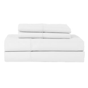 Hotel by Perthshire 4 Piece 620 Thread Count Egyptian Quality Cotton Sateen Sheet Set By H.N.International