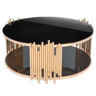 Mauris Coffee Table with M..