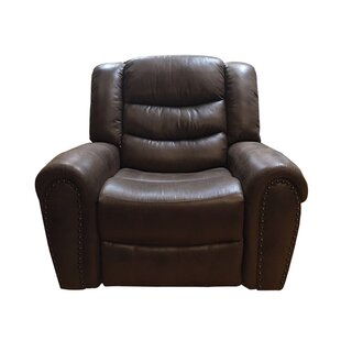 Red Barrel Studio Puello Manual Recline Glider Recliner