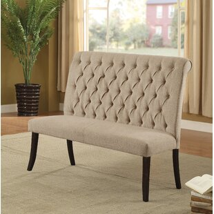 Darby Home Co Tomasello Transitional Bench