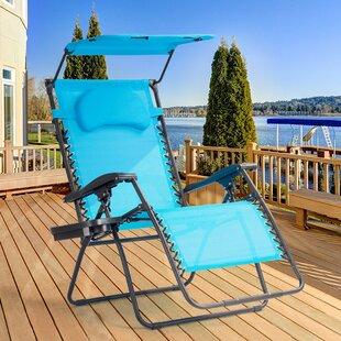 Ipswich Zero Gravity Reclining Chaise Lounge