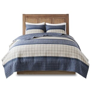 Flagship Cotton Oversized Reversible Quilt Set
