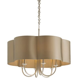 Comparison Rittenhouse 6-Light Candle Style Chandelier By ARTERIORS