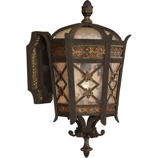 Chateau Outdoor Sconce by Fine Art Lamps