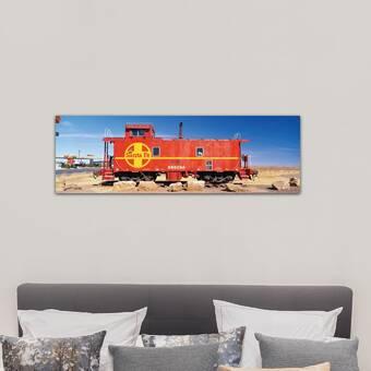 East Urban Home Atchison-Topeka-Santa Fe Railway (ATSF