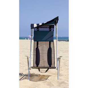 Shade Folding Beach Chair  sc 1 st  Wayfair & Canopy Beach u0026 Lawn Chairs Youu0027ll Love | Wayfair