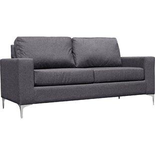 Minnie 3 Seater Sofa By Mercury Row
