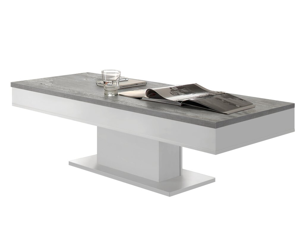 Wade Logan Granny Coffee Table with Storage & Reviews | Wayfair.co.uk