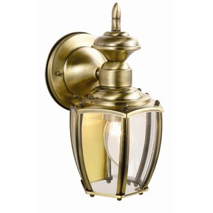 Design House Jackson 1-Light Outdoor Wall Lantern